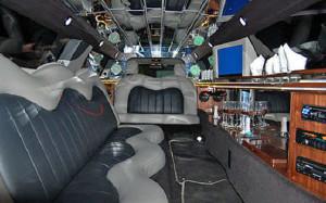 Chrysler Limousine interni