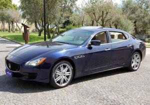 Maserati Quattroporte 2013 a