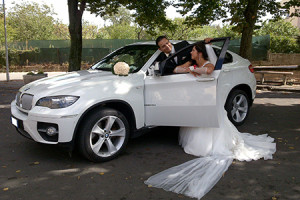 Auto-sposi-BMW-SUV