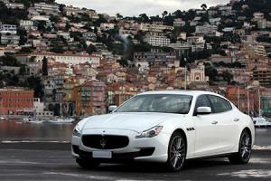 Auto-sposi-Maserati-Quattroporte