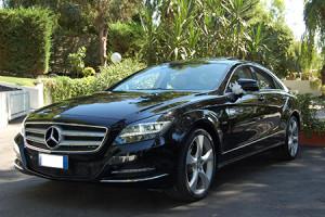 Auto-sposi-Napoli-Mercedes-CLS