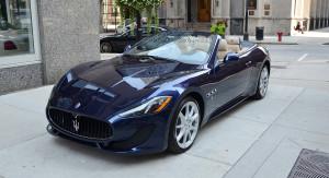 Auto Sposi Napoli | Maserati Gran Cabrio | Uncapolavoro di auto al servizio delle nozze