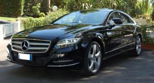 Auto-sposi-cerimonie-Napoli_Mercedes-CLS