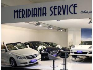 Auto per cerimonie - Napoli | Meridiana Service