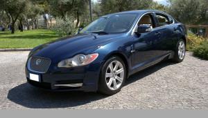 Auto Sposi Napoli | Jaguar XF