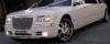 Auto Sposi Napoli | Chrysler Limousine | Una auto per cerimonie improntate al lusso e allo sfarzo