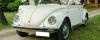 Auto Sposi Napoli | Maggiolone cabrio | Il fascino vintage di un auto intramontabile, per matrimoni di stile