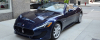 Auto Sposi Napoli | Maserati Gran Cabrio | Un capolavoro di auto al servizio delle nozze