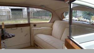 Auto Sposi Napoli | Rolls Royce - Interni