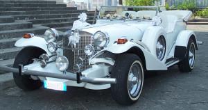 Auto Matrimonio Napoli | Autonoleggio per sposi e cerimonie