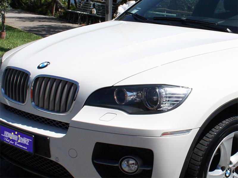 Auto Sposi Napoli - Auto per cerimonie | BMW X6, Suv per matrimoni