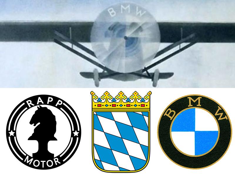 Auto Sposi Napoli - Auto per cerimonie | Il logo della BMW, tra storia e leggenda