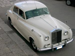 Auto Sposi Napoli | Rolls Royce per cerimonie