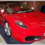 Auto Sposi Napoli, noleggio auto per cerimonie |Ferrari f430 Spider per sposi