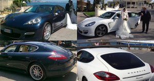Auto-Matrimonio-Napoli_Porsche-Panamera_sposi-cerimonie_noleggio