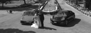 Auto per cerimonie Napoli | Auto Matrimonio Napoli by Meridiana