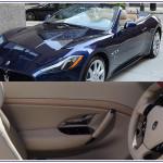 Auto per cerimonie Napoli | Maserati Gran Cabrio, in noleggio per sposi