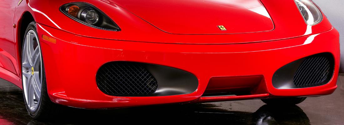 Autonoleggio per cerimonie e matrimoni Napoli - Ferrari