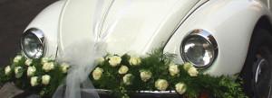 Autonoleggio sposi Napoli | Maggiolone vintage per cerimonie