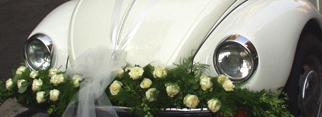 Autonoleggio per cerimonie e matrimoni Napoli - Maggiolone vintage