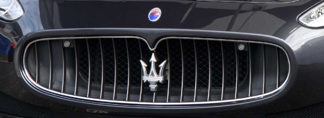 Autonoleggio per cerimonie e matrimoni Napoli - Maserati