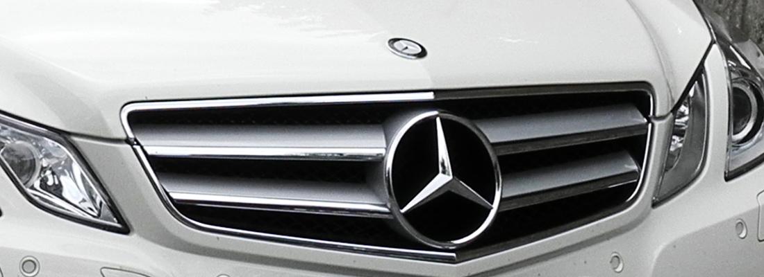 Autonoleggio per cerimonie e matrimoni Napoli - Mercedes