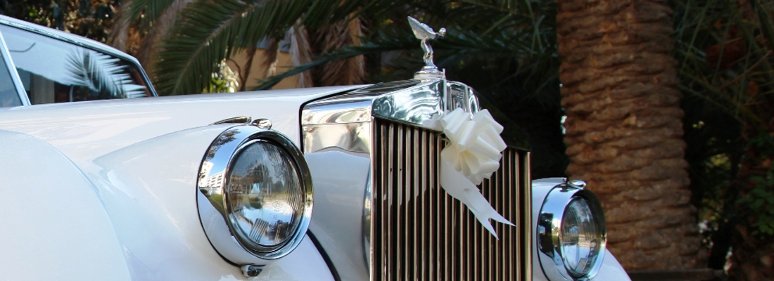 Autonoleggio per cerimonie e matrimoni Napoli - Rolls Royce