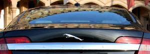Jaguar in noleggio per sposi e cerimonie - Napoli