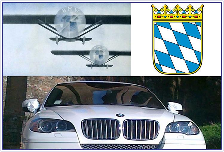 La storia del logo della BMW - Auto Matrimonio Napoli