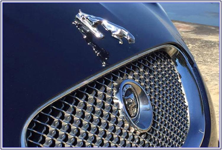 Jaguar XJ, ammiraglia per le nozze - Auto Matrimonio Napoli