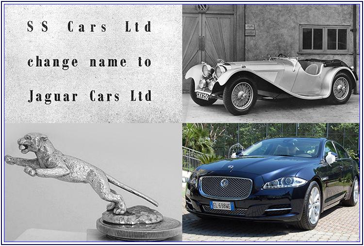 La storia del logo del giaguaro della Jaguar - Auto Matrimonio Napoli
