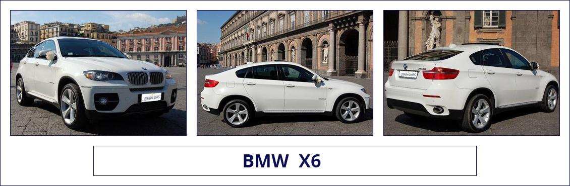 Noleggio BMW matrimoni Napoli | Prezzi, preventivi e info