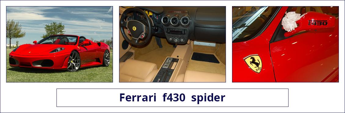 Noleggio Ferrari matrimoni Napoli | Prezzi, preventivi e info