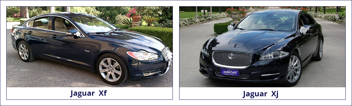 Noleggio Jaguar matrimoni Napoli | Prezzi, preventivi e info