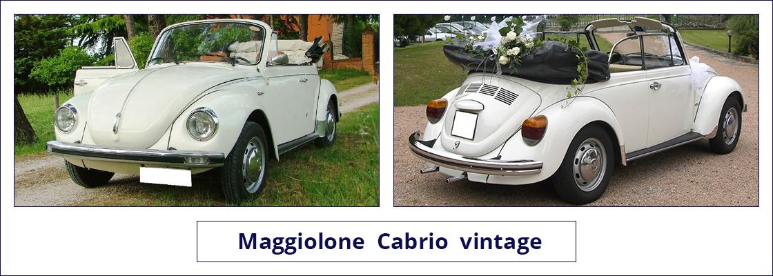 Noleggio Maggiolone matrimoni Napoli | Prezzi, preventivi e info