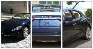 Noleggio Maserati per sposi e cerimonie - Napoli   NEWS