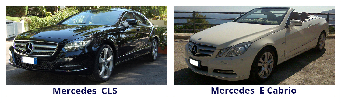 Noleggio Mercedes matrimoni Napoli | Prezzi, preventivi e info