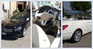 Noleggio Mercedes per sposi e cerimonie - Napoli | NEWS