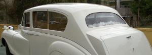 Rolls Royce per sposi Napoli