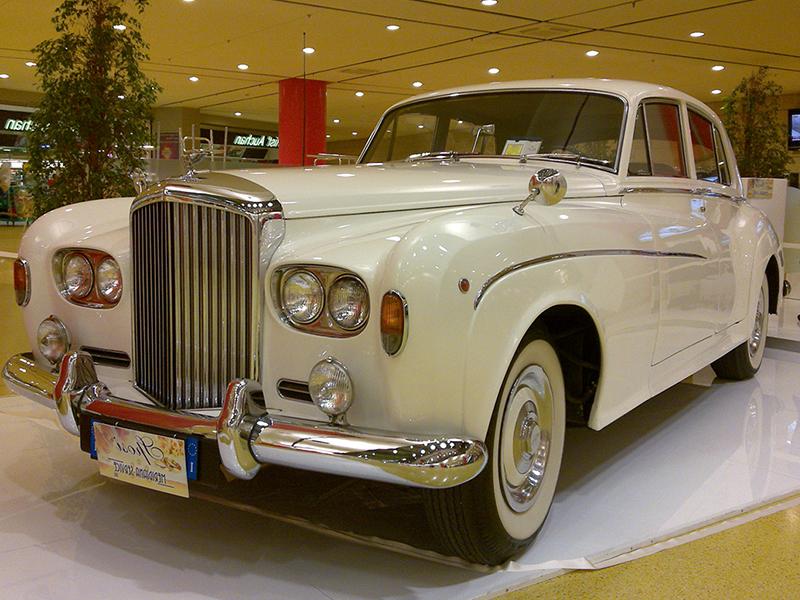 Auto Matrimonio Napoli | Rolls Royce per cerimonie e nozze