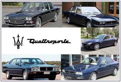 Auto Matrimonio Napoli | Maserati QuattroPorte per cerimonie
