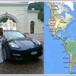 Auto Matrimonio Napoli | Storia della Porsche Panamera per cerimonie,1a parte
