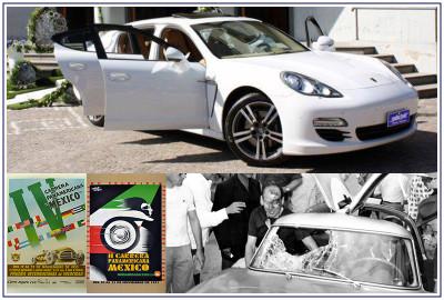 Auto sposi Napoli | Storia della Porsche Panamera per cerimonie, 2a parte