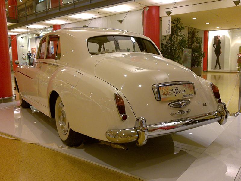 Auto sposi Napoli | Auto d'epoca per le nozze