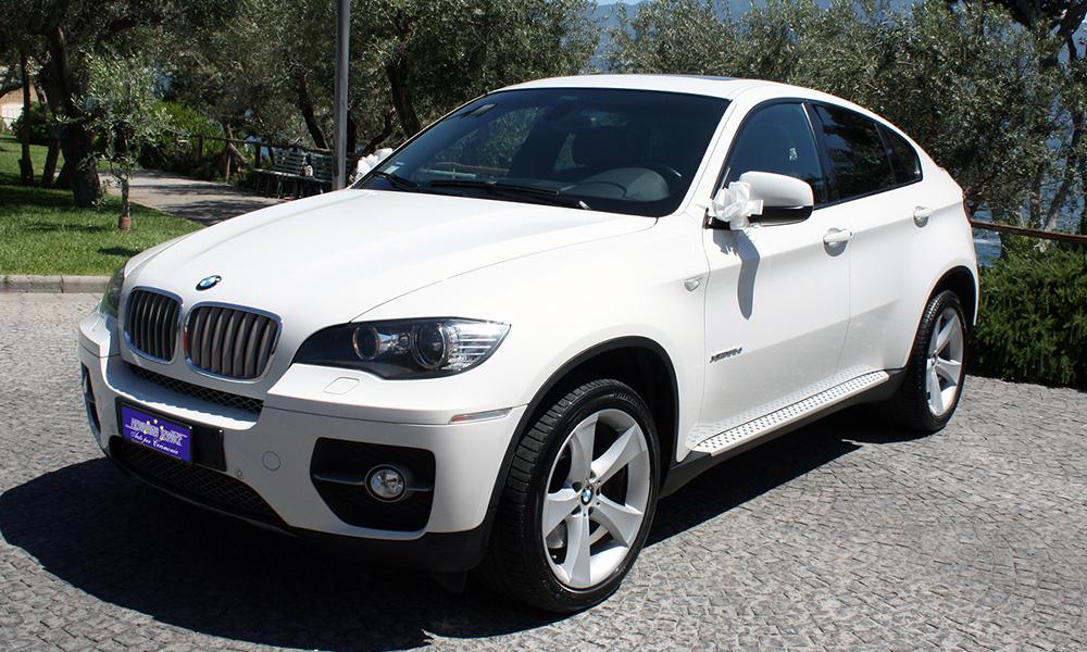 auto-sposi-Napoli_BMW-X6_noleggio-matrimonio