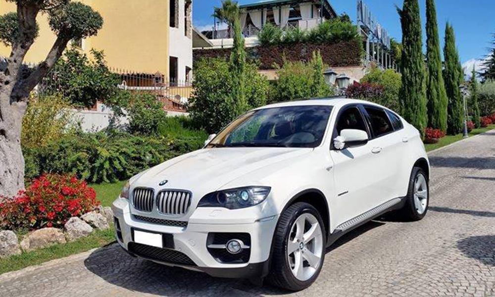 auto-sposi-Napoli_BMW-X6_noleggio-nozze