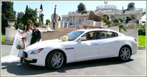 auto-sposi-Napoli_Maserati-QuattroPorte-bianca_OG