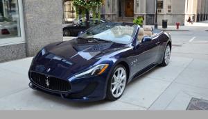 Auto Sposi Napoli   Maserati Gran Cabrio   Un capolavoro di auto al servizio delle nozze