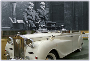 Auto Matrimonio Napoli |Rolls Royce per sposi e cerimonie | Il nome